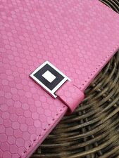 Luxury iPad Mini Smart Cover Case With Card Holder- Pink