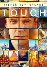 Touch: The Complete Season One (DVD, 2012, 3-Disc Set)