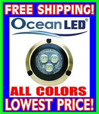 Ocean LED HYBRID 30i Underwater Light w Driver BLUE 004-000001