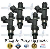 Reman Genuine OEM Nissan 4x Fuel Injectors 0280155937 166005M100 Sentra 1.8L