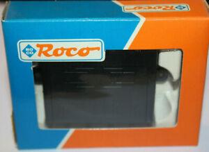Roco 10019 Umschaltrelais mit vier einpoligen Umschaltkontakten - Neu + OVP