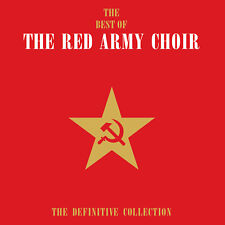 Red Army Choir - The Definitive Collection 2 CD Set