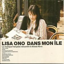 Lisa Ono: Dans Mon Ile - La musique francaise rencontre la Bossa Nova         CD