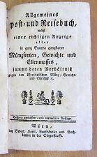 Allgemeines Post- und Reisebuch, 6. Auflage