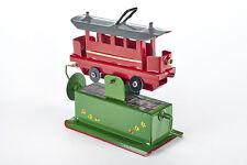 Lot 170111 Tucher Blech Original (Tucher & Walther) T 029 Kurbel-Straßenbahn rot