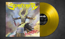 SORCERER - Incantation (NEW*LIM.100 YELLOW V.*US STYLE EPIC POWER METAL*OMEN)