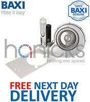 Baxi Solo 3 30, 40, 50 Pfl System Fan Assy Kit 246051 244714 Genuine Part *NEW*