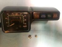 HONDA XR250L XR250 XR 250L OEM SPEEDOMETER  SPEEDO  CLUSTER METER  WORKS GOOD