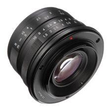 25mm F/1.8 Manual Focus Prime Lens f Fujifilm FX mount X-Pro2/1 X-T20 XT2 X-A2