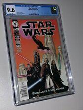 Star Wars Wars #14 CGC 9.6 Dark Horse