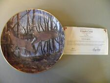 Danbury Mint Porcelain Collector Plate Cripple Creek by Bruce Miller