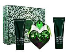 Thierry Mugler Aura 30ml Eau de Parfum & 50ml Bodylotion & 50ml Bodymilk