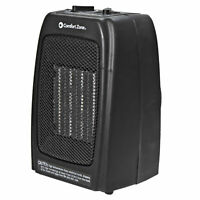 Comfort Zone CZ442E Personal Ceramic Heater - 1500W Energy-Saving