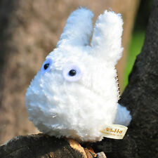 Mon Voisin Totoro Blanc Mini Totoro Jouet de Peluche Poupée sac bracelet cadeau