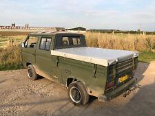Heavy Duty Pvc tonneau cover pour VW T25/Type 3 Doka Vanagon Pick Up DC C9750