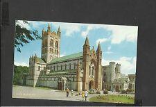 J Salmon  Colour Postcard Buckfast Abbey Devon
