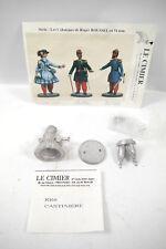 LE CIMIER RR6 Kantinenwärter Lancers Station Metal Figure Kit ca.8cm (K85)