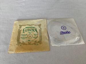 Pirastro Eudoxa - Cello G Silber - Durchmesser 26 - Nr. 120 2343 - Neu