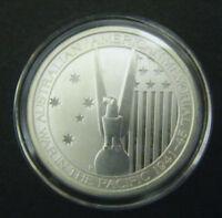 2013 50c Australian U.S. WWII War in the Pacific 1/2oz 0.5oz Silver Bullion coin