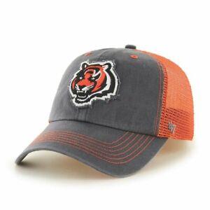 Cincinnati Bengals '47 Brand Taylor Closer Flex Fit Hat