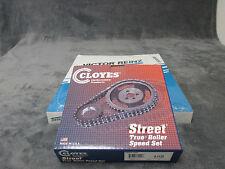 Ford 302 1964-84 True Roller Timing Set W/Timing Cover Gasket Se Habla Espanol