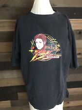 Michelle Wright Chevy Thunder Tour Vintage Country Concert Shirt Mens Size Large
