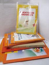 CUENTOS DE ANDERSEN Graded Spanish Literature Libros en Espanol