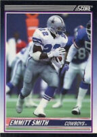 REFRIGERATOR MAGNET of 1990 Score Traded Emmitt Smith Rookie Card Dallas Cowboys