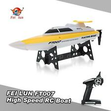 FEI LUN FT007 2.4G 4CH 20km/h  High Speed Radio Control RC Boat F3L3