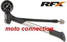 Nuevo RFX aire Ajuste de bomba de horquilla calibre 0-30psi Motocross Enduro