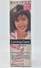 Loving Care 765 Medium Brown Color Creme Cream by Clairol