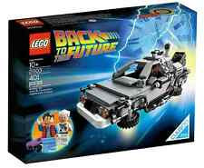 LEGO ® 21103 DeLorean machine neuf emballage d'origine _ the DeLorean time machine New MISB