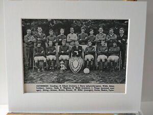 Amateur football team print  LEATHERHEAD FOOTBALL CLUB