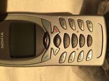 Nokia 8270 (Nokia 8250) - nuevo teléfono, nunca Usado-Sin Ranura para tarjeta sim