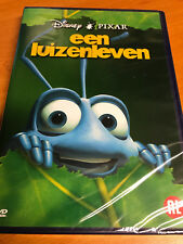 EEN LUIZENLEVEN ( A BUG'S LIFE / 1001 PATTES ) : WALT DISNEY sealed  dvd