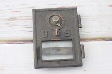 Antique/ Vintage Us 176 Postal Box Door Postal Door Early 1900s