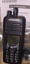 KENWOOD NX-5300K3 5 WATT UHF RADIO 450 Mhz-520 Mhz NXDN /ANALOG Handheld Radio