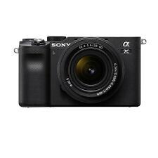 Sony Alpha a7C Mirrorless 24.2MP 4K Digital Camera Body and 28-60 Lens Black