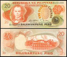 ABL 20 Pesos Marcos Fernandez STARNOTE B*001### Banknote