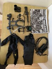 VINTAGE ACTION MAN SAS PARACHUTE ATTACK WITH PAPERWORK