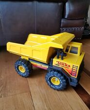 Vintage TONKA Metal Dump Truck XMB-975 Turbo Diesel Pressed Steel EXCELLENT