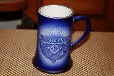 Antique Freemasons Cobalt Blue Mug-Newark NJ-60th Anniversary-1853 1913-North-#2