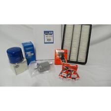 Service Kit HOLDEN FRONTERA JACKAROO RODEO OIL FUEL AIR FILTER SPARK PLUGS
