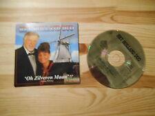 CD Hits het Holland Duo-Oh zilveren MAAN (2 Song) DINO MUSIC