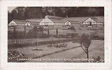 Conservatories, Pittencrieff Glen, DUNFERMLINE, Fife