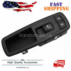 Power Window Door Lock Switch, Front Right Side For Dodge Charger Journey 11-16