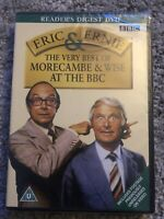 Eric & Ernie Very Best of Morecambe & Wise at the BBC (DVD, 2005) Vol 3 Sealed
