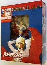 DC Super Hero Collection Power Girl 1/21 Figurine Eaglemoss