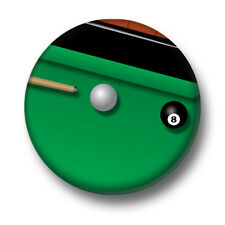 Pool 1 Inch / 25mm Pin Button Badge Table Snooker Hall Cue Billiards Blaize Cute