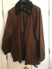 mens Barbour Classic Beaufort Waxed Jacket